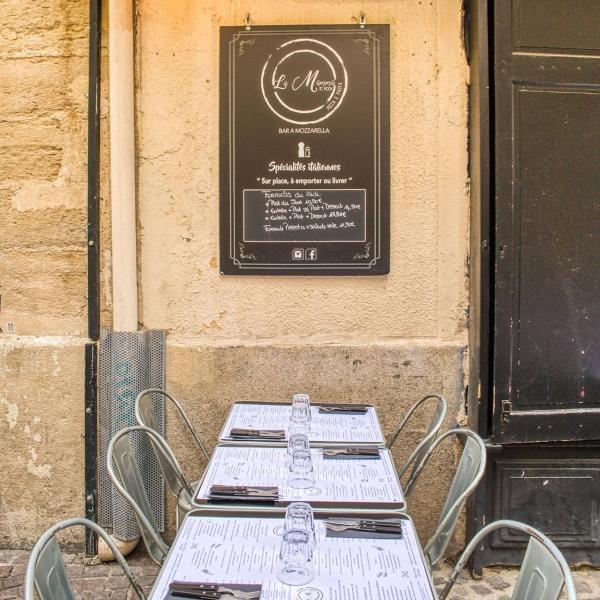 Le Restaurant - La Mamma St Roch - Restaurant Montpellier